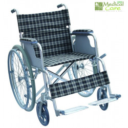 Silla de ruedas MARCA ABM MEDICAL CARE
