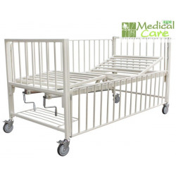 Cama hospitalaria pediatrica MARCA ABM MEDICAL CARE