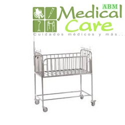 Cama hospitalaria para bebes MARCA ABM MEDICAL CARE