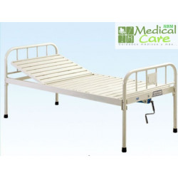 Cama hospitalaria manual MARCA ABM MEDICAL CARE