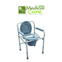 Baño portatil MARCA ABM MEDICAL CARE