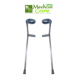 Set de Muletas tipo canadiense MARCA ABM MEDICAL CARE