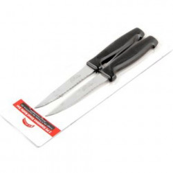 Set de 2 cuchillos MARCA BENE CASA