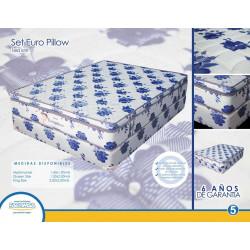 Cama MATRIMONIAL euro pillow system MARCA FACOMSA