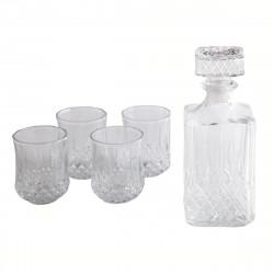 Set de licorera con vasos MARCA GIBSON