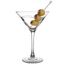 Copa de vidrio para Coctel o Martini