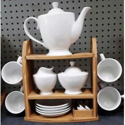 Set de 16 piezas para té  MARCA CIRCLEWARE