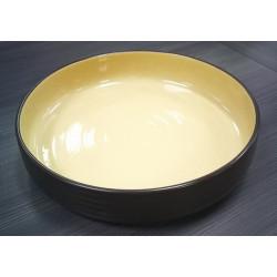 Pyrex ceramico redondo de 11 plg MARCA TASTEFULLY SIMPLE