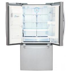 Refrigerador de 25 pies cúbicos Estilo Frances, Door in Door MARCA LG