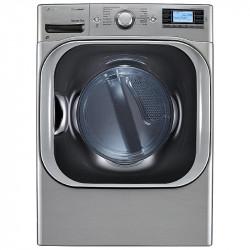 Secadora de ropa de 55 libras con tecnología TrueSteam MARCA LG