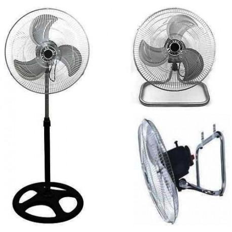 """Ventilador Metálico de 18"""" 3 en 1 MARCA PREMIUM"""