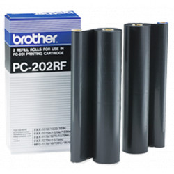 Film para fax de 200 mts MARCA BROTHER