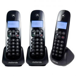 Teléfono Inalambrico trio MARCA MOTOROLA