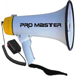 Megafono De Mano 30w MARCA PROMASTER