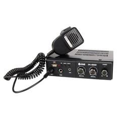 Amplificador para publidifucion con microofono MARCA NIPPON AMERICA