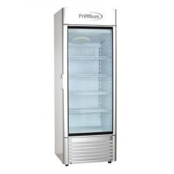 Refrigerador exhibidor vertical de 12.5 pies cubicos MARCA PREMIUM