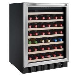 Enfriador de vinos capacidad 46 botellas MARCA PREMIUM