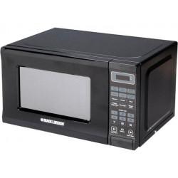 Horno microondas de 0.7 pies MARCA BLACK & DECKER