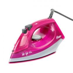 Plancha a vapor de ropa color rosada MARCA OSTER