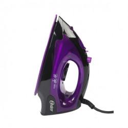 Plancha de ropa a vapor violeta MARCA OSTER