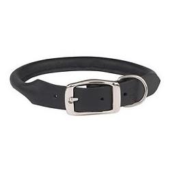 Collar de cuero para perro MARCA CASUAL CANINE