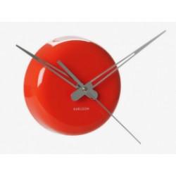 Reloj ceramico de pared MARCA KARLSSON QUALITY TIME