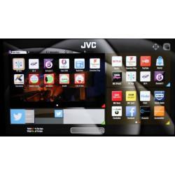 Televisor Smart LED de 65¨ 4K MARCA  JVC