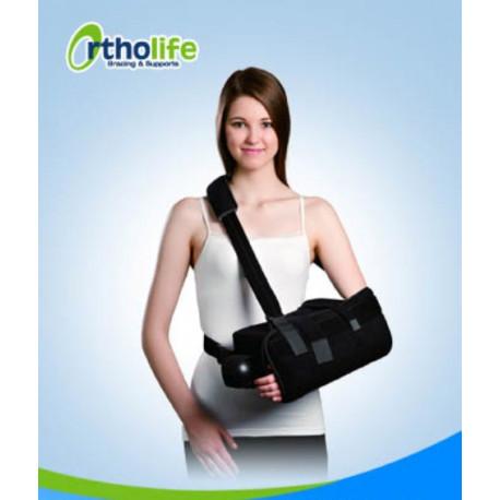 Inmovilizador de hombro con abducción MEDICAL CARE LA INCREIBLE ABM 3be645273814