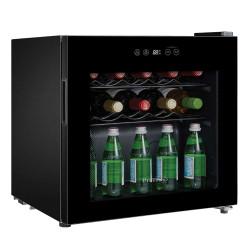 Enfriador de vinos capacidad 14 botellas MARCA PREMIUM
