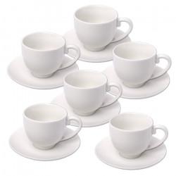 Juegos de 12 tazas y ceramica para expresso