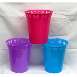 Cesto de basura colores varios MARCA ABM