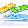Bandeja plástica para hielo con tapa MARCA HOBBY LIFE
