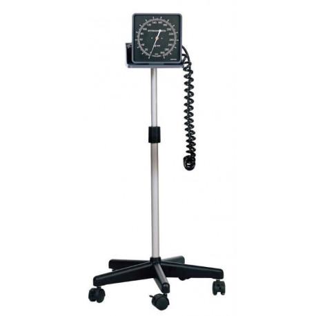 Medidor de presión con soporte y base MARCA ABM MEDICAL CARE