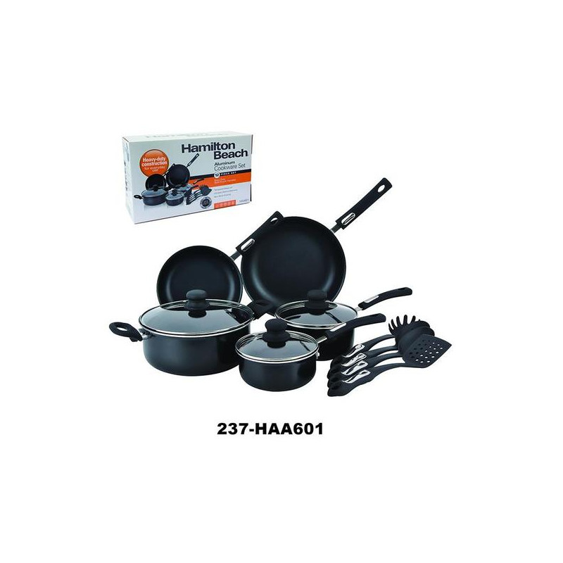 Juego o bater a de cocina de 12 piezas hamilton beach la increible abm - Bateria de cocina solingen 12 piezas ...