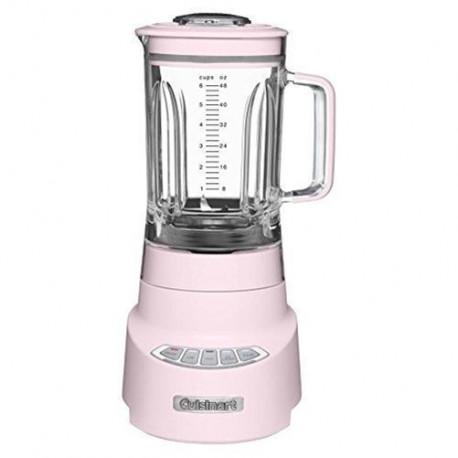 Licuadora de 600 watts rosa MARCA CUISINART