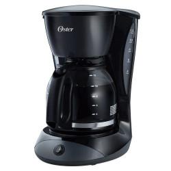 Cafetera de 12 tazas Negra MARCA OSTER