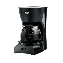 Cafetera de 4 tazas Negra MARCA OSTER