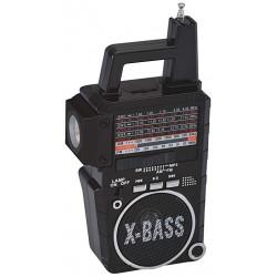 Radio linterna de bolsillo MARCA SUPERSONIC
