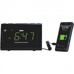 Radio reloj con USB MARCA RCA