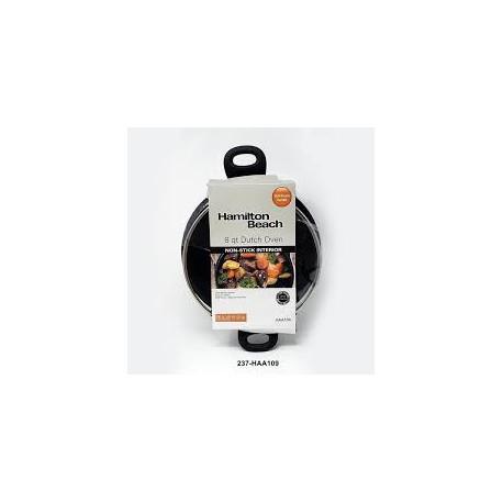 Cacerola antiadherente de 7.58 litros MARCA HAMILTON BEACH