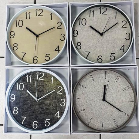 Reloj MODERNO de pared Redondo de 30 Centímetros.