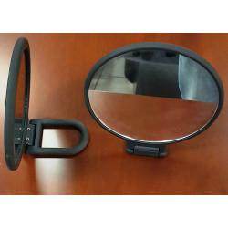 Espejo redondo de MANO para maquillaje 12 cm