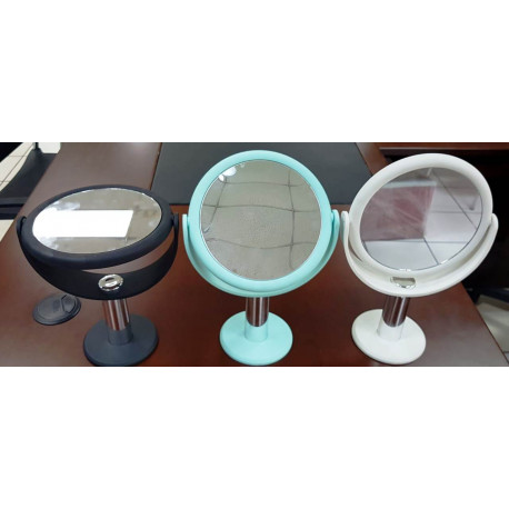 Espejo redondo de BASE para maquillaje 30 cm