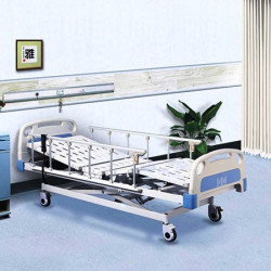 Cama hospitalaria electrica 3 movimientos MARCA ABM MEDICAL CARE