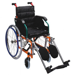 Silla de ruedas niños desmontable MARCA ABM MEDICAL CARE