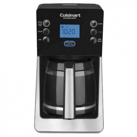 Cafetera de 12 tazas programable MARCA CUISINART