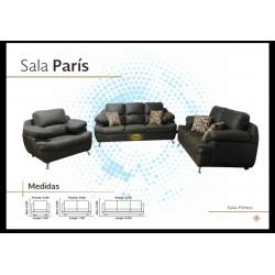 Amueblado de sala Paris 3-2-1 MARCA PRIMIUM