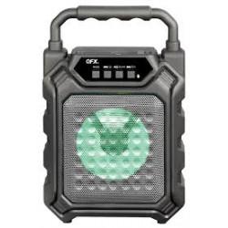 Bocina portátil de batería recargable MARCA IQ SOUND