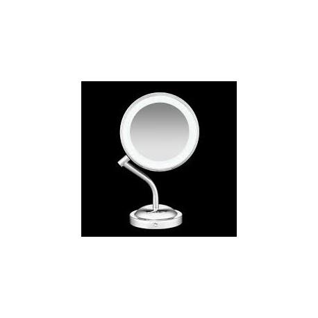 Espejo redondo para maquillaje de cromo pulido MARCA CONAIR
