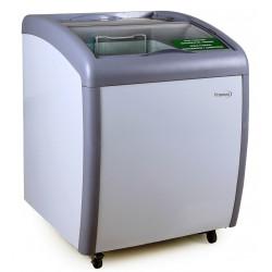 Congelador exhibidor de 3.9 pies cubicos MARCA PREMIUM